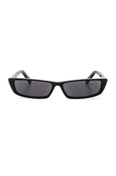 Narrow Cat Eye Sunglasses