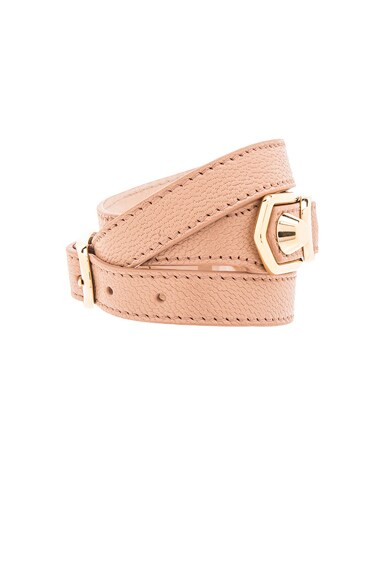 Large Metallic Edge Bracelet