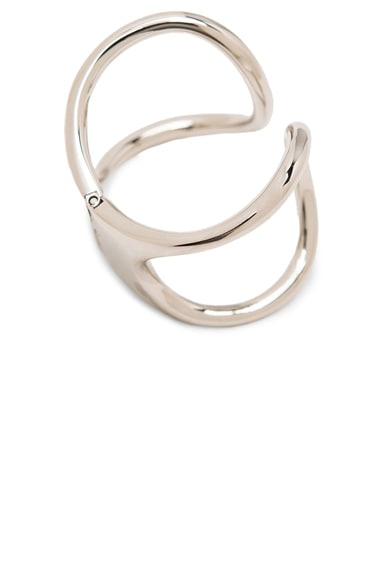 Brass Simple Cage Bracelet