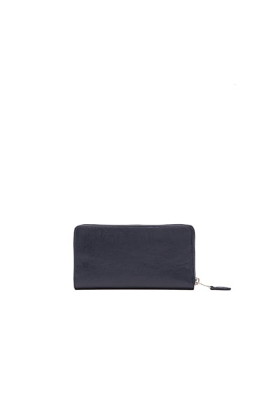 Giant Continental Zip Wallet