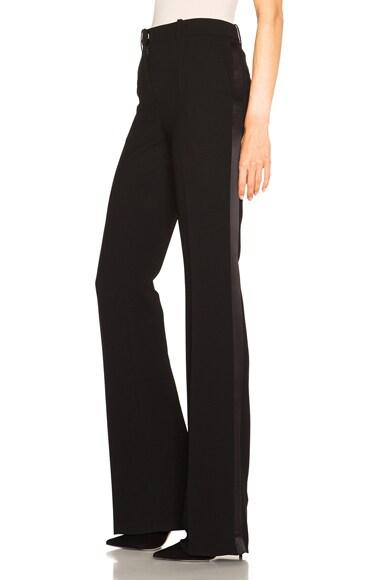 Barbara Bui Long Tux Pants in Black