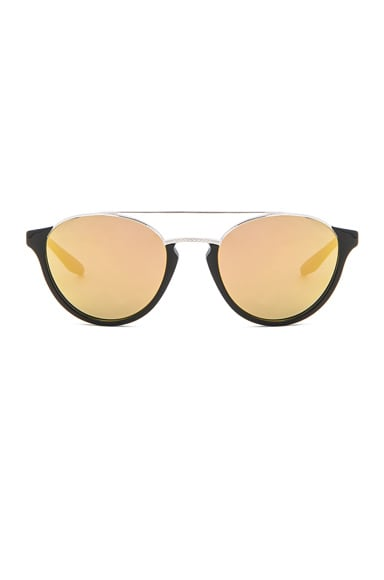 Barton Perreira Boleyn Sunglasses in Black