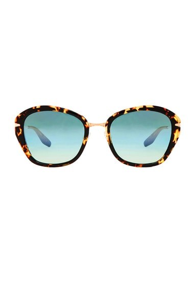 Barton Perreira Farrow Sunglasses in Heroine Chic