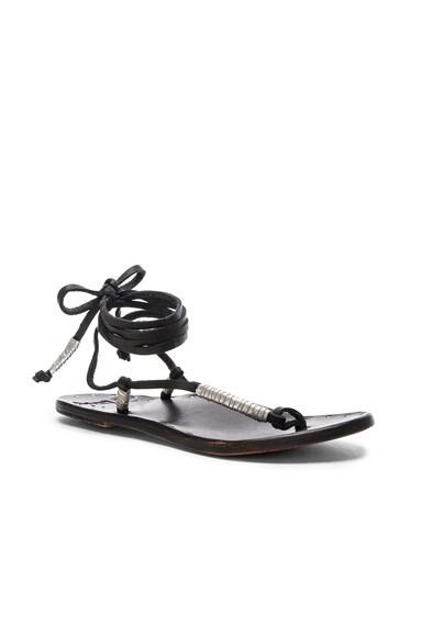 The Crane Sandals