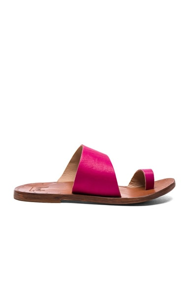 Leather Finch Sandals