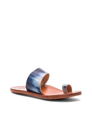 Finch Indigo Sandals