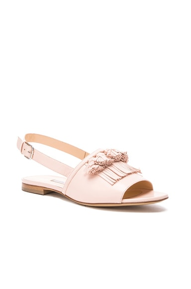 Leather Aian Sandals