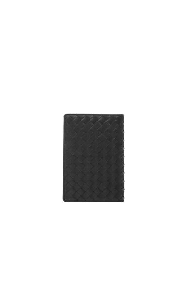 Intrecciato Nappa Passport Case