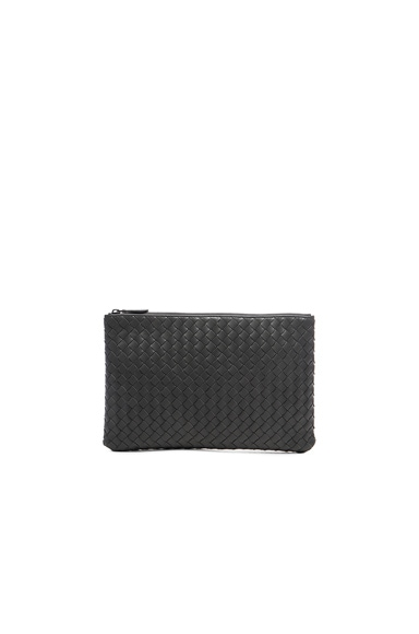Bottega Veneta Pouch in New Light Grey