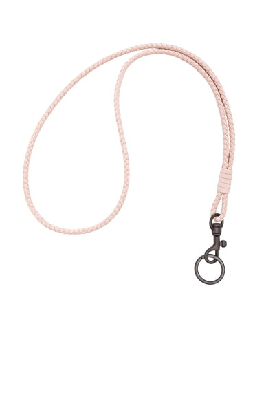 Bottega Veneta Knot Key Ring in Nappa