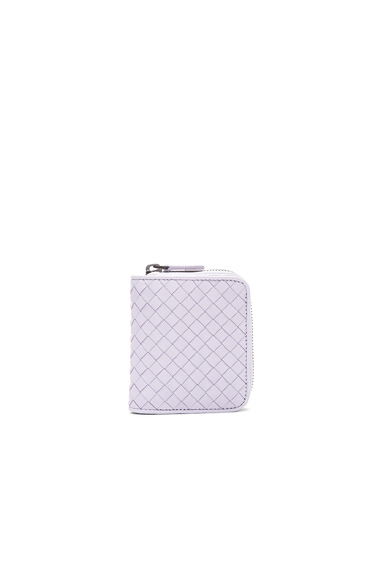 Bottega Veneta Small Wallet in Oyster