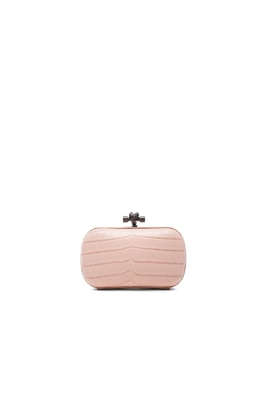 Soft Crocodile Clutch