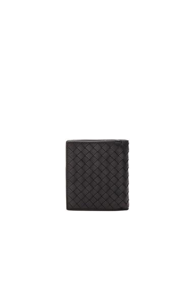 Woven Foldover Wallet