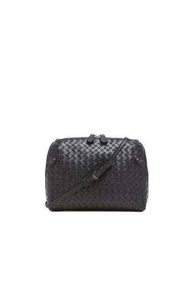 Intrecciato Nappa Crossbody Bag