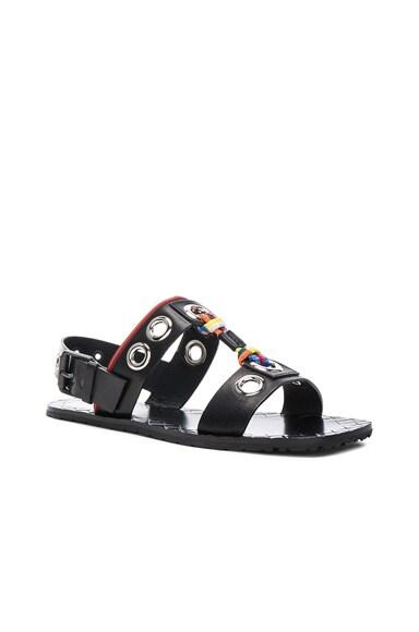 Grommet Sandals