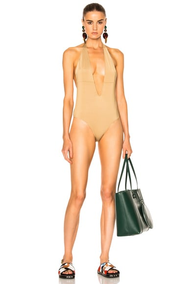 Bower I Got You Swimsuit in Gold