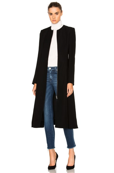 Brock Collection Carine Coat in Black