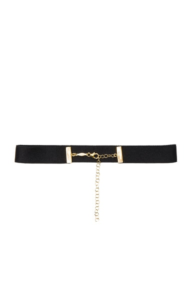 Thin Satin Choker