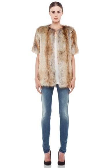 Elyse Short Sleeve Jacket