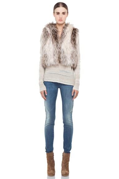 Molly Crop Vest