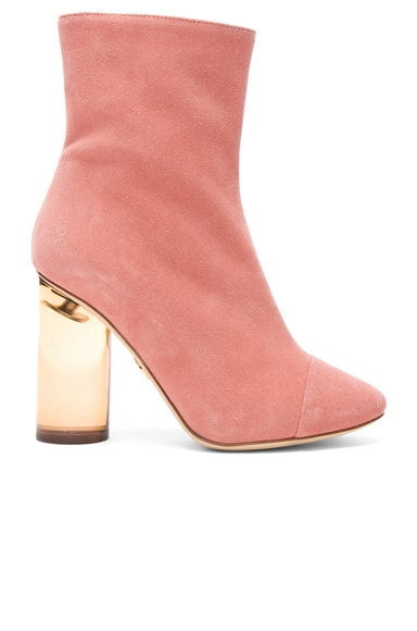 Suede Bianca Boots