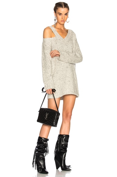 Cashmere Cutty Sweater