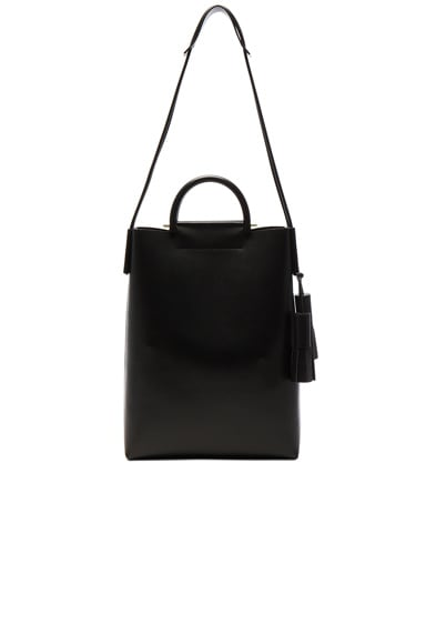 Building Block Business Bag in Black