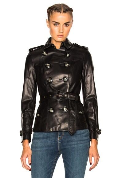 Fairlie Slim Fit Trench Jacket