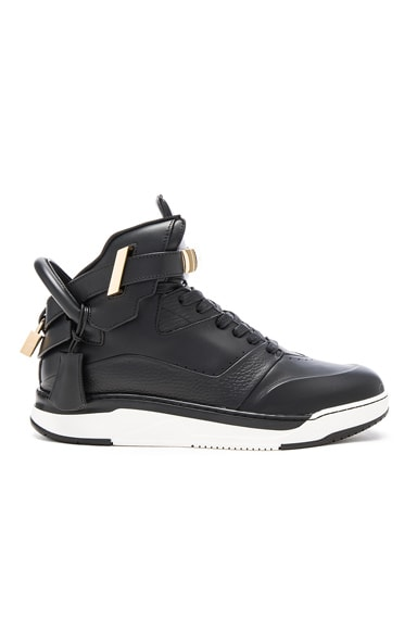 B Court Leather Sneakers