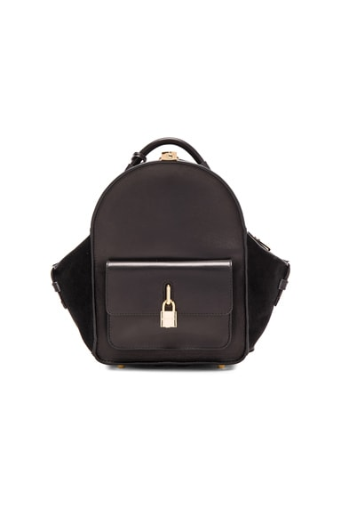 Buscemi Mini Aero Bag in Black