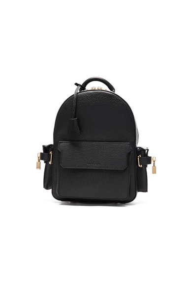 Buscemi Mini PHD Backpack in Black