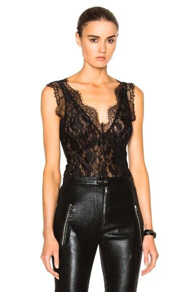 By Malene Birger Earlinna Bodysuit in Black