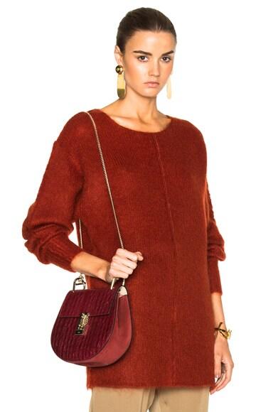 By Malene Birger Filja Sweater in Rust