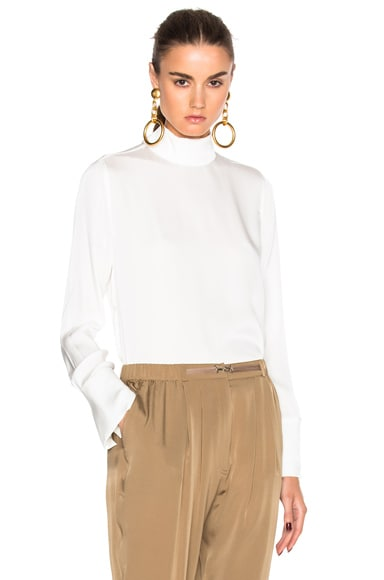 By Malene Birger Chara Top in Soft White