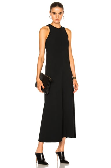 Calvin Klein Collection Khera Sleeveless Dress in Black