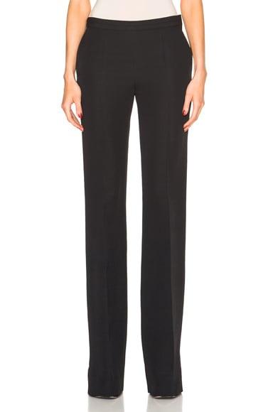 Calvin Klein Collection Deil Trousers in Black