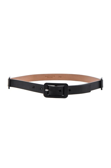 Carven Belt in Black