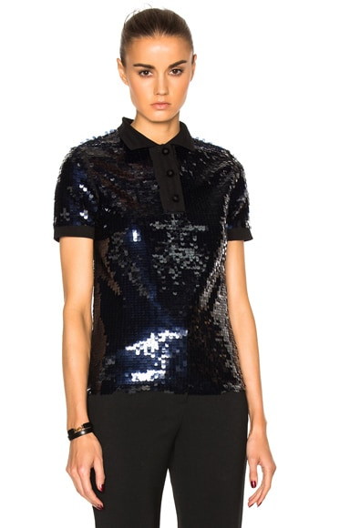 Sequin Tee Shirt
