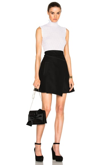 Pocket Mini Skirt