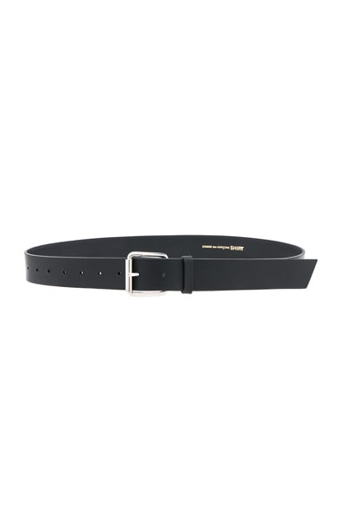 Cowhide Plain 35mm Belt