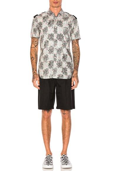 Cotton Poplin Shorts