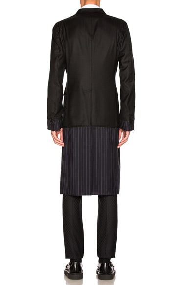 Wool & Silk Coat