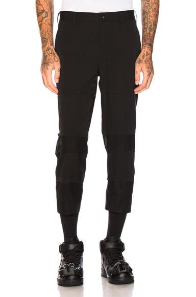 Wool Gabardine & Wool Cloth Pants