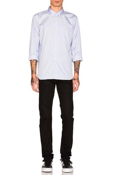 Cotton Broad Shirt