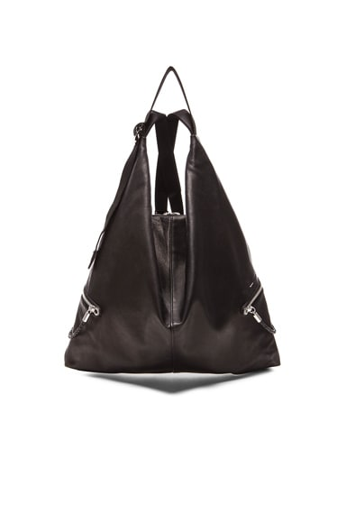 Cote & Ciel Small Alias Backpack in Agate Black