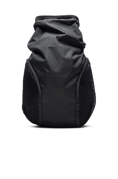 Cote & Ciel Nile Eco Yarn Backpack in Black
