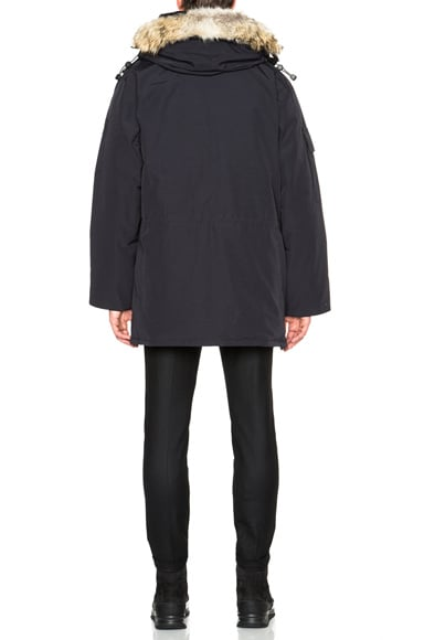 Expedition Poly-Blend Parka