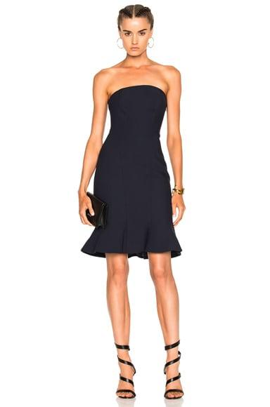 Cinq a Sept Calvina Dress in Navy