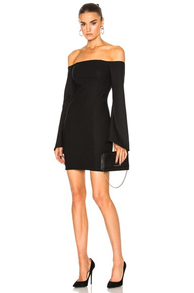 Cinq a Sept Niara Dress in Black