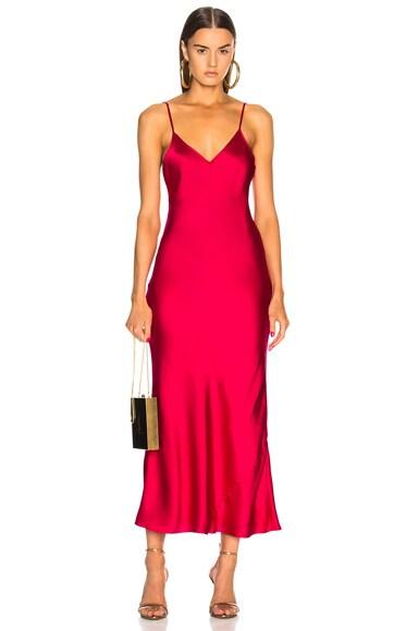 Solid Emmalyn Dress